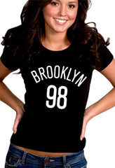 Brooklyn 98 Jason Collins Tribute to Matthew Shepard Girl's T-shirt