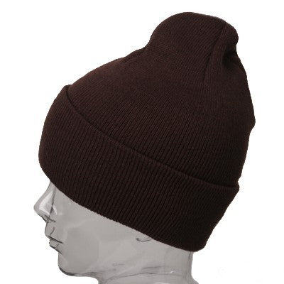 Brown Winter Beanie