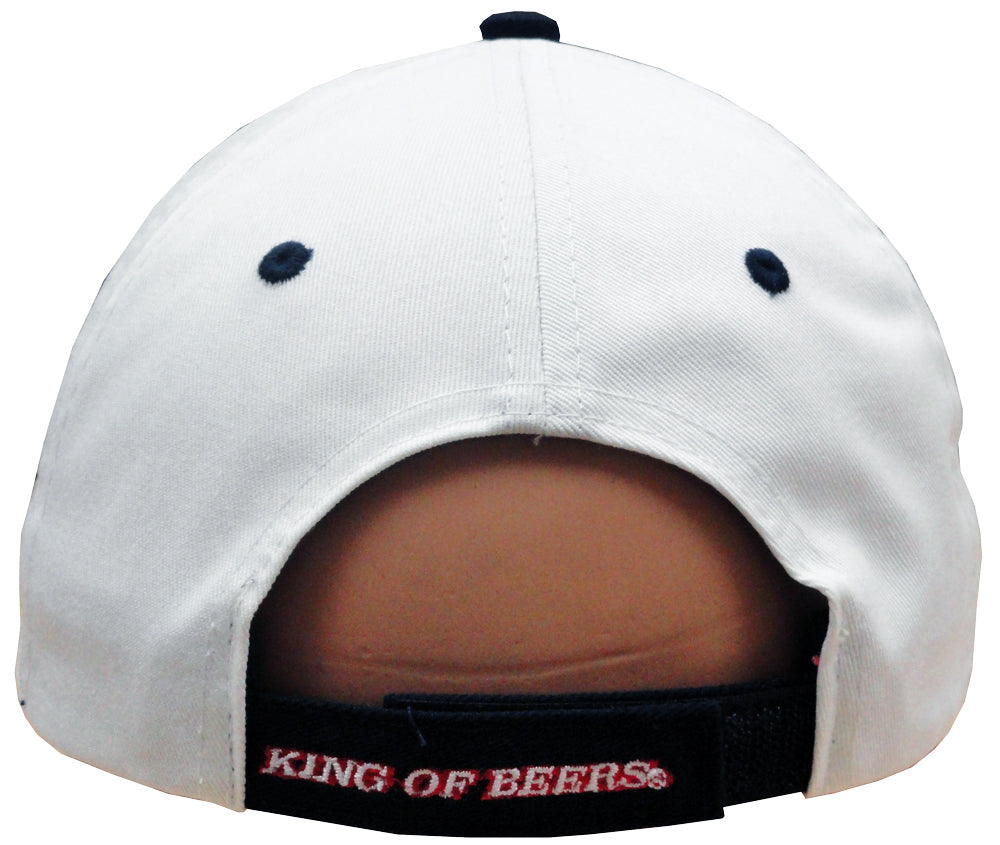 "Budweiser ""King of Beers"" Bottle Opener Hat"