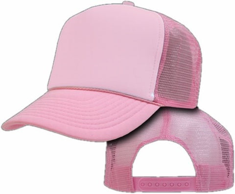 Bulk Solid Color Trucker Hats 12 pack Only $3.50 each