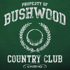 Bushwood Country Club T-Shirt From the Movie Caddy Shack