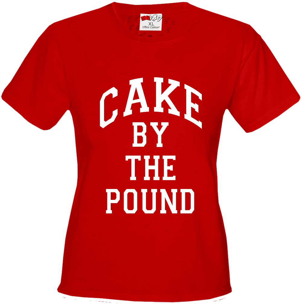 Cake By The Pound Girl's T-Shirt