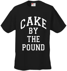 Cake By The Pound Men's T-Shirt