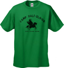 Camp Half Blood Long Island Sound Men's T-Shirt