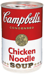 Campbell Chicken Noodle Soup Diversion Can Safe (Regular 10oz)