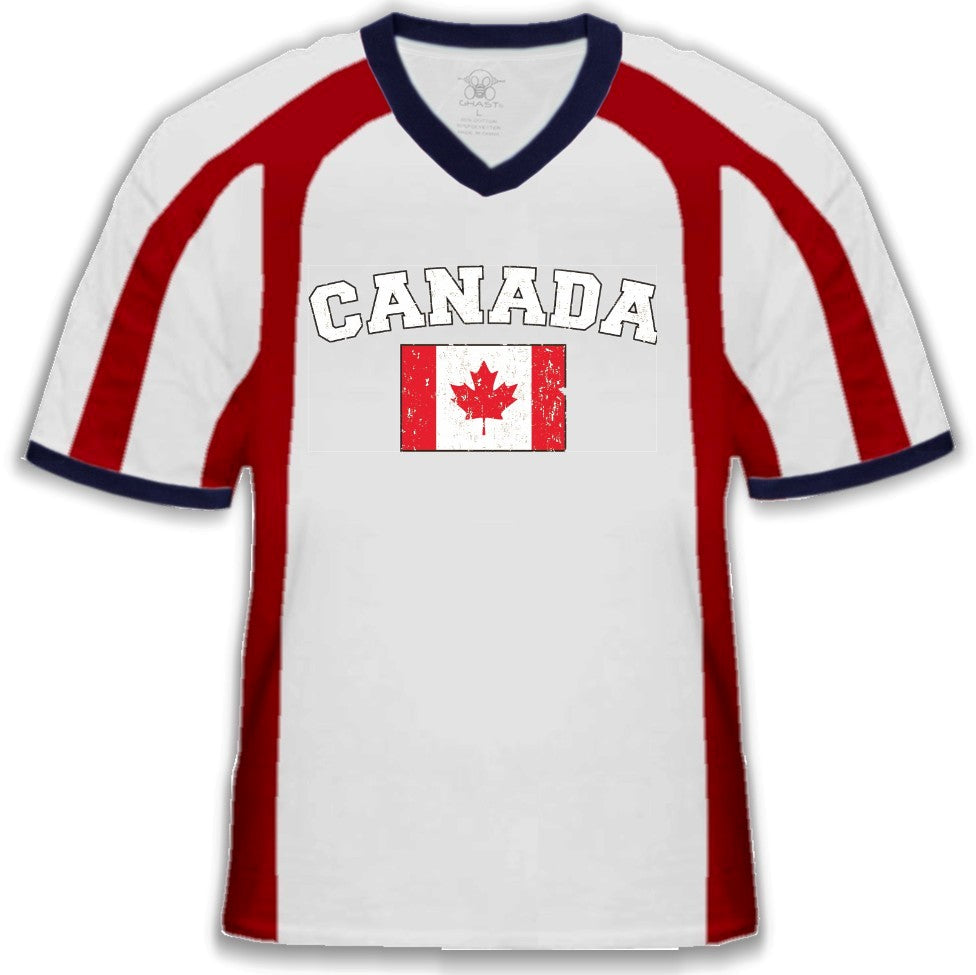 Canada Vintage Flag International Sport Tee