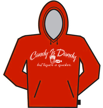 Candy Is Dandy Hoodie