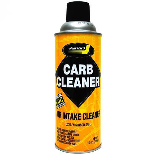 Carb Cleaner Diversion Safe
