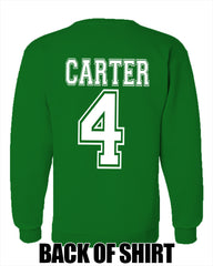 Carter 4 Crewneck Sweatshirt