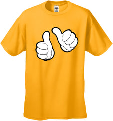 Cartoon Hands This Guy Men's T-Shirt