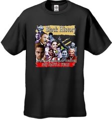 Celebrate Black History 365 Days A Year Men's T-Shirt