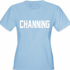 Channing T-Shirt -Girl's Channing T-Shirt