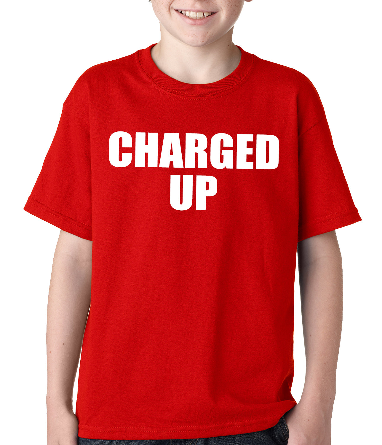 Charged Up Hip Hop Meek Diss Kids T-shirt