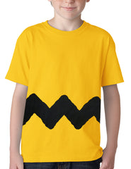 Charlie Brown's Kids T-Shirt - Shirt Worn By Charlie Brown