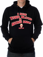 Charlie Says T-Shirts - I Have Tiger Blood! Hoodie