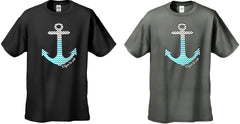 Chevron Lines Refuse To Sink Men's T-Shirt