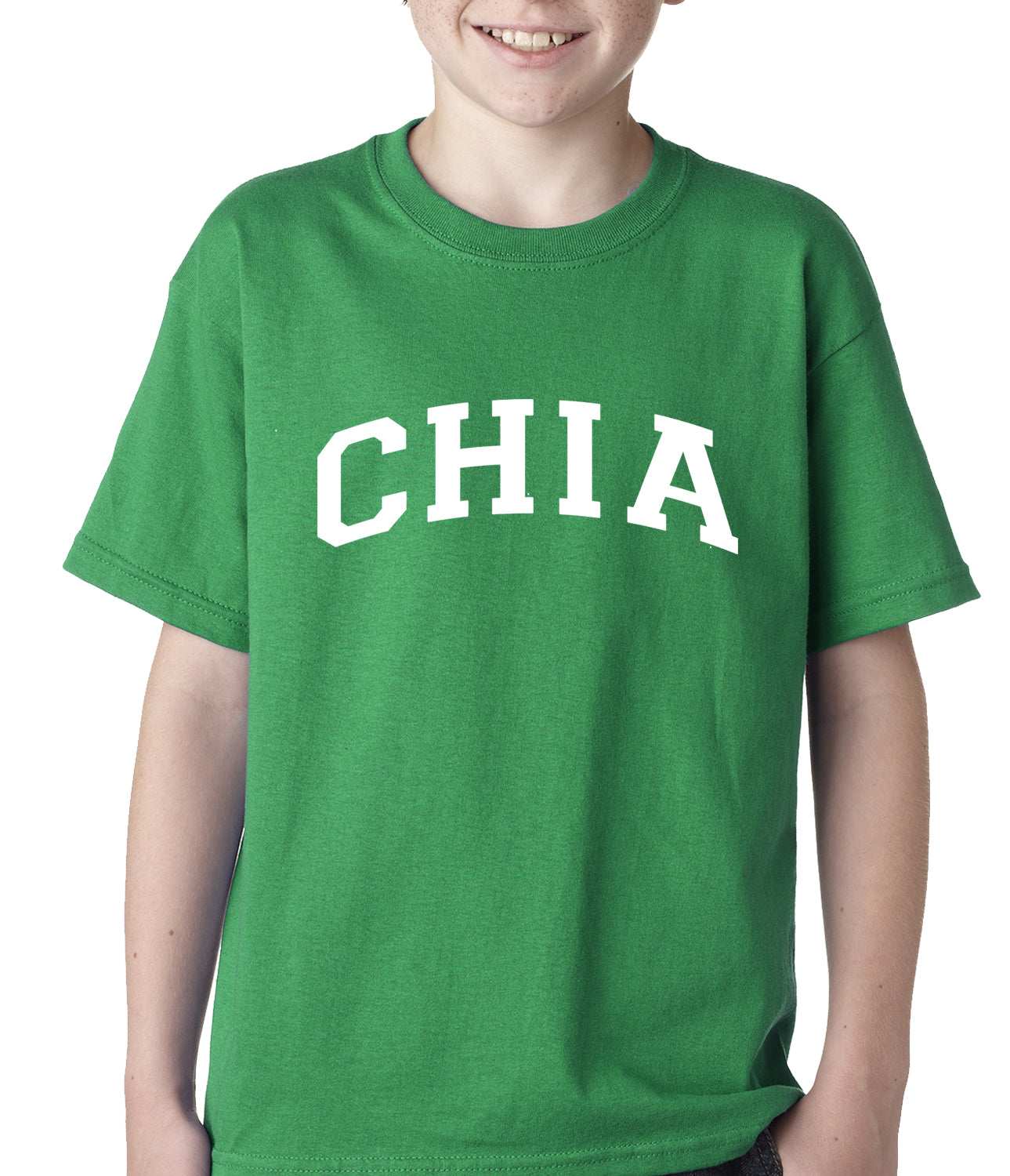 Chia Seed Vegetarian Kids T-shirt