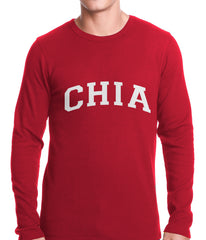Chia Seed Vegetarian Thermal Shirt