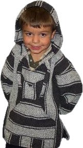 Children's Deluxe Baja - Original Mexican Baja Hoodies For Kids