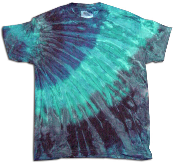 Childrens Pluto Tie Dye T-Shirt