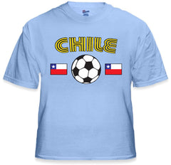 Chile World Cup Soccer T-Shirt