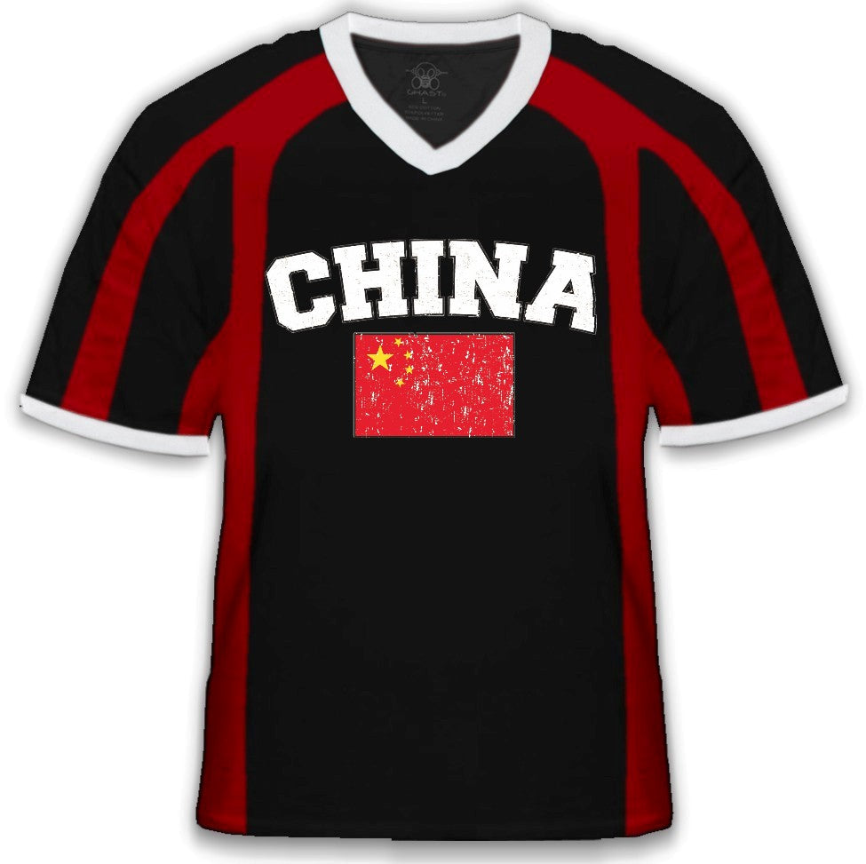 China Vintage Flag International Sport Tee – Bewild a15160bcb