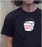 Chow Box Mens T-Shirt