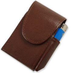 Cigarette Pouch With Lighter Holder  (For Regular Size Only)