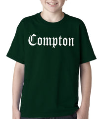City Of Compton, California Kids T-shirt