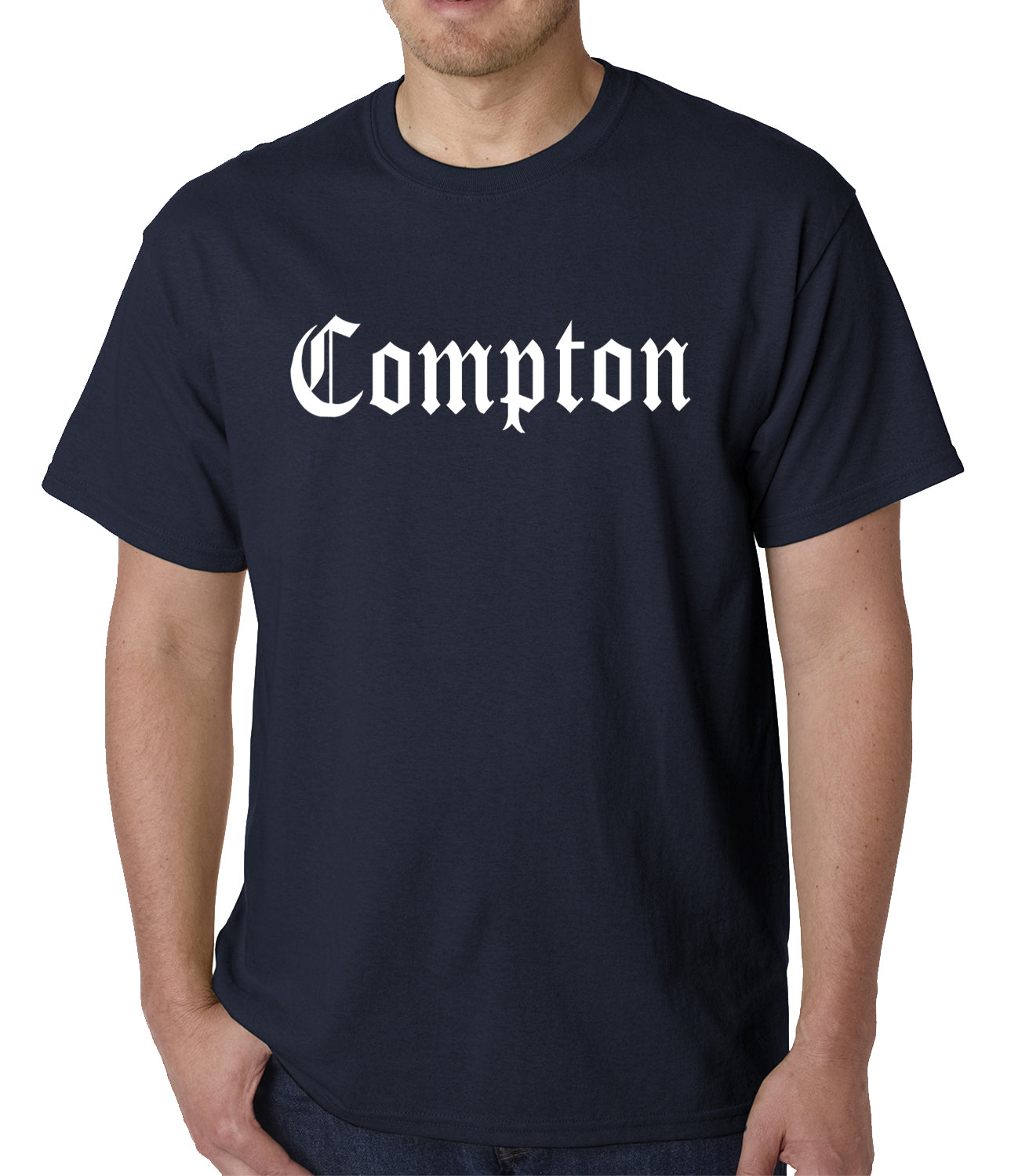 City Of Compton, California Mens T-shirt