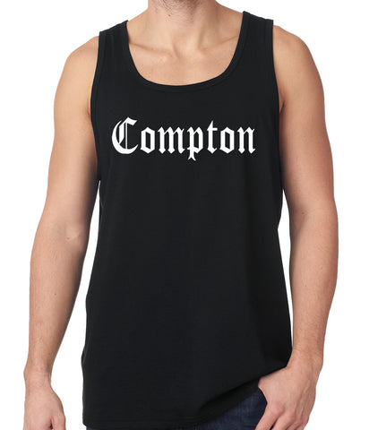 City Of Compton, California Tank Top