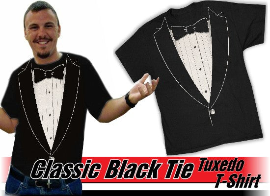 """The Classic"" Black Tie"