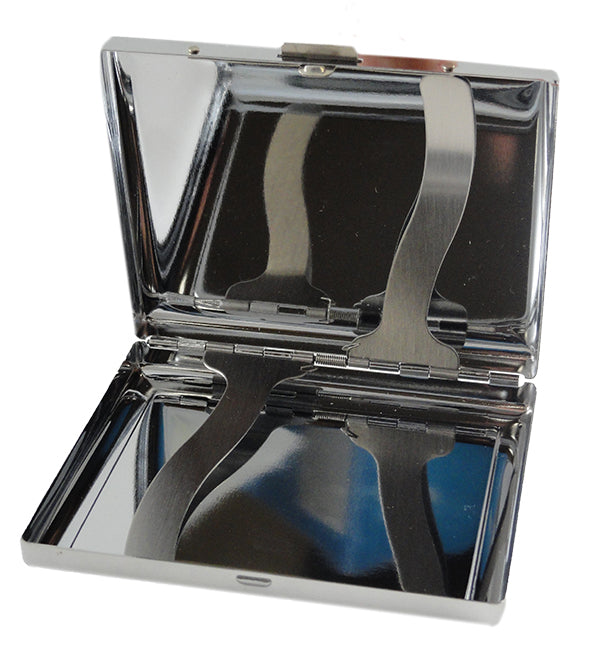 Classy  Diamond Cigarette Case (Regular Size Only)