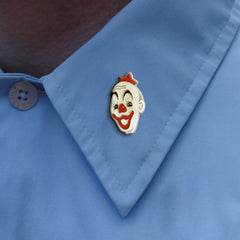 Clown Lapel Pin