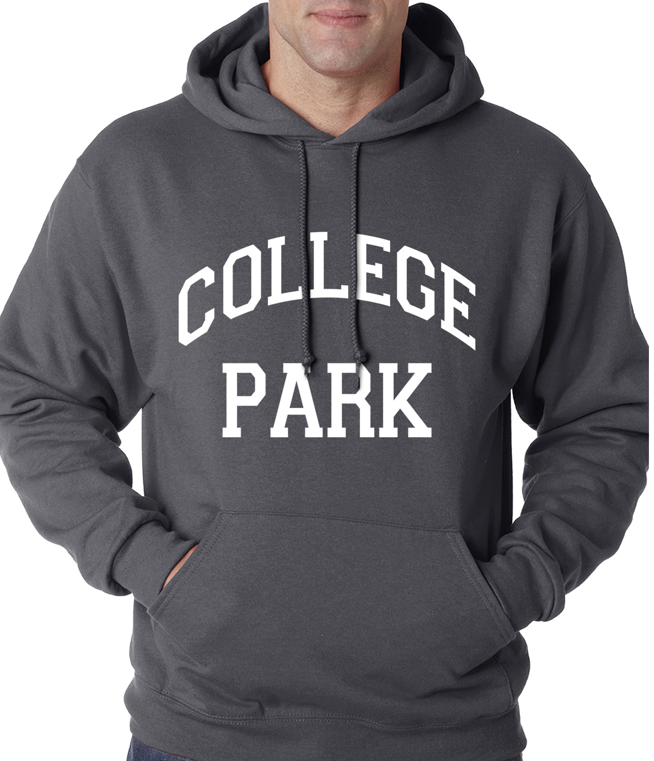 College Park Brooklyn Adult Hoodie