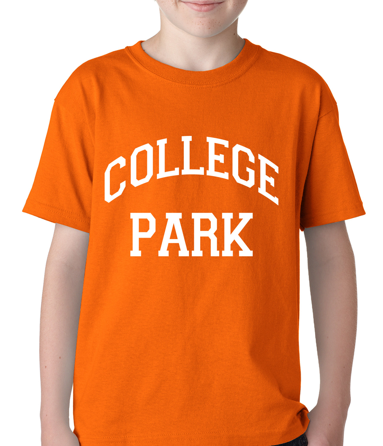 College Park Brooklyn Kids T-shirt