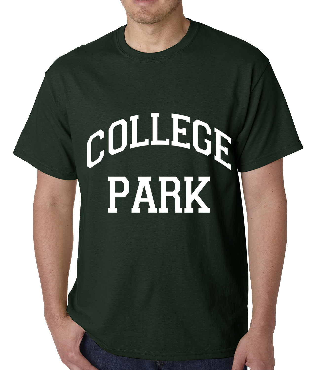 College Park Brooklyn Mens T-shirt