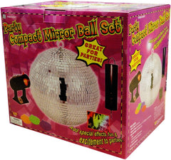 Complete Mirror Ball Party Pack