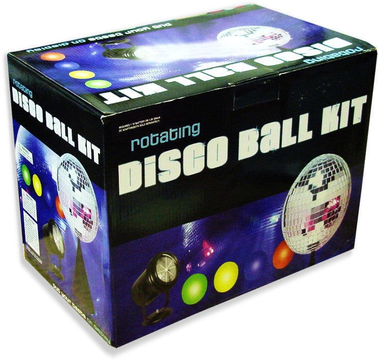 Disco Mirror Ball Kit