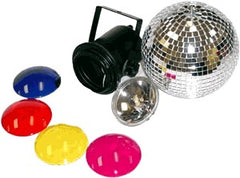 Rotating Mirror Ball Kit