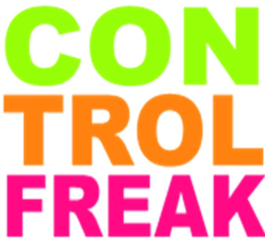 Control Freak Girls T-Shirt