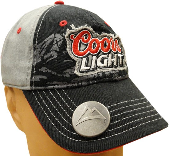 Coors Light Quot Tap The Rockies Quot Bottle Opener Hat