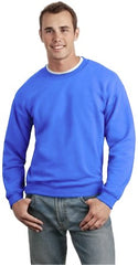 Crew Neck Sweatshirts For Men & Women - Crewneck Sweatshirt (Carolina Blue)