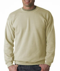 Crew Neck Sweatshirts For Men & Women - Crewneck Sweatshirt (Sand Beige)