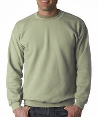 Crew Neck Sweatshirts For Men & Women - Crewneck Sweatshirt (Serene Green)