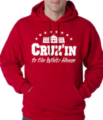 Cruz'in to the Whitehouse Adult Hoodie