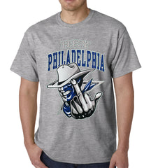 Dallas Fan - Hey Philadelphia Mens T-shirt