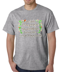 Dear Santa, I've Been Good Mens T-shirt