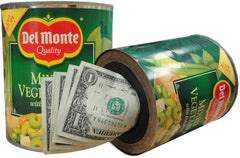 Del Monte Mixed Vegetables Diversion Can Safe