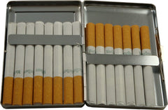 Deluxe Cigarette Case With Stones Collection (for Reg & 100's)